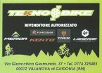 Tekno Bike Villanova di Guidonia